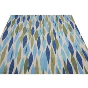 gloria bluegreen area rug
