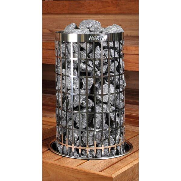 Cilindro 6.8kw Heater by Harvia