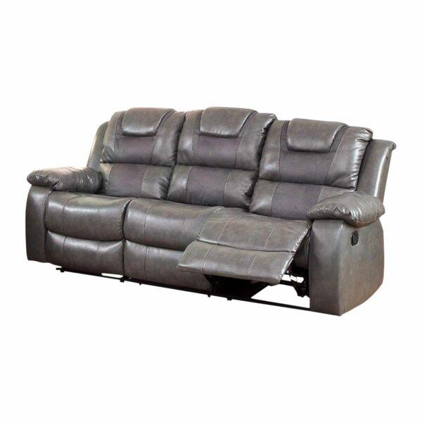Review Gannon Reclining Sofa