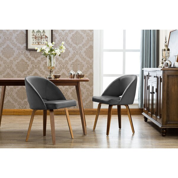 Aliya Upholstered Dining Chair By Wrought Studio