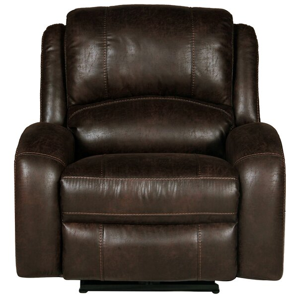 Cassidee Bonanza Lay Flat Power Recliner By Red Barrel Studio