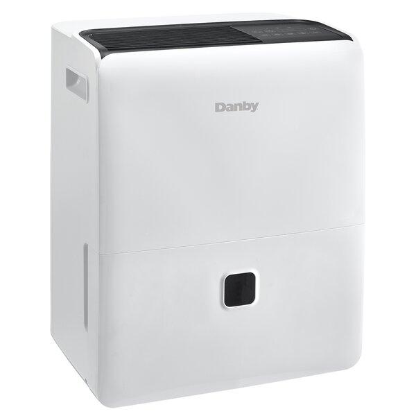 95 Pint Dehumidifier by Danby