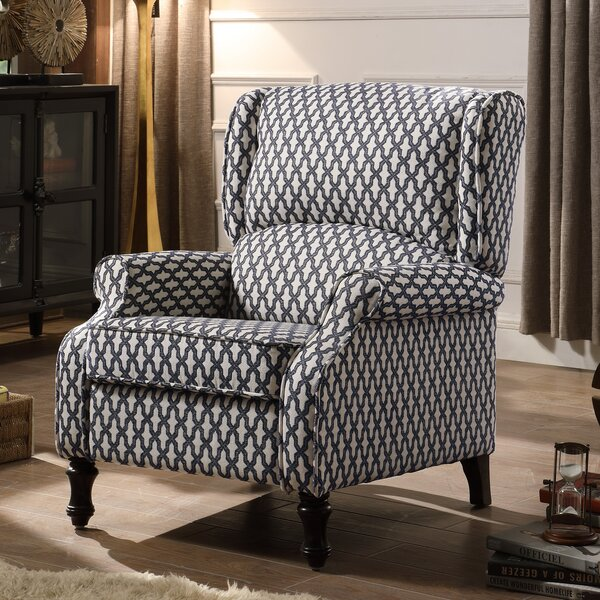 Sherley Manual Recliner By Canora Grey