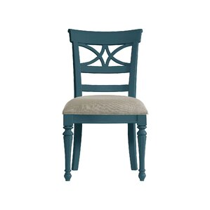 Lovely Coastal Living Retreat Sea Watch Solid Wood Dining Chair Part 30