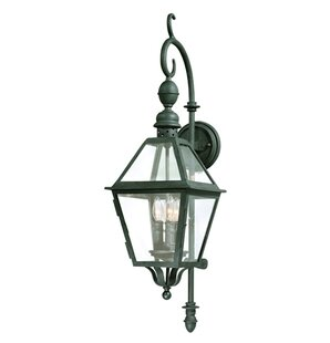 Price Check Theodore 3-Light Outdoor Wall Lantern By Darby Home Co
