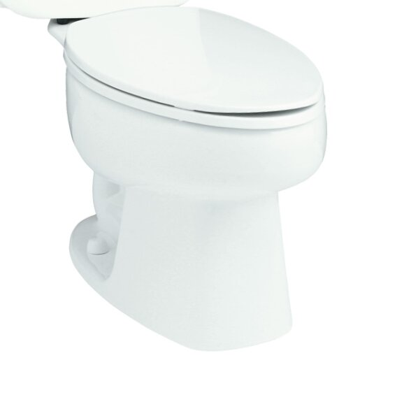 Windham 1.28 GPF Elongated Toilet Bowl Only by Sterling by Kohler