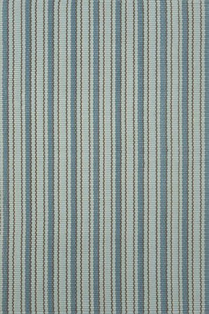 Woven Hooked Blue Indoor/Outdoor Area Rug by Dash and Albert Rugs