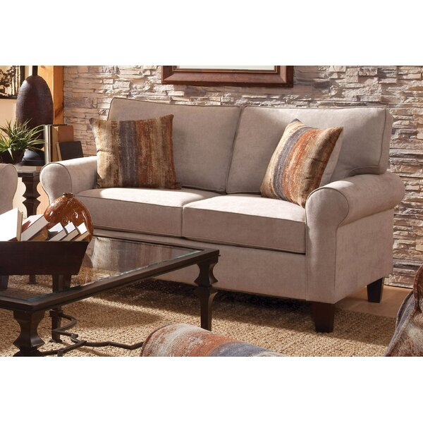 Get New Hyde Loveseat by Darby Home Co by Darby Home Co