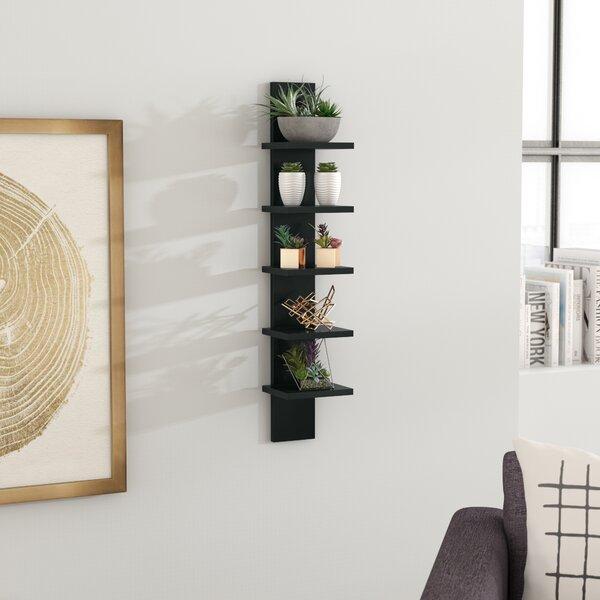 Biggins Utility Column Spine Wall Shelf by Zipcode Design