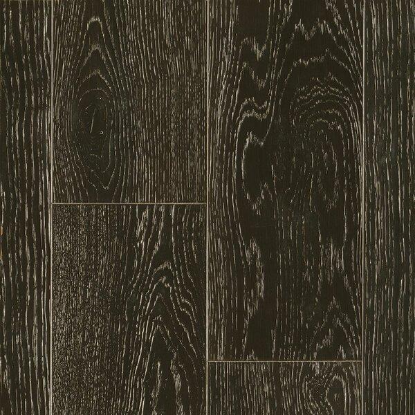 7-1/2 Engineered Oak Hardwood Flooring in Limed Dark Value by Armstrong Flooring