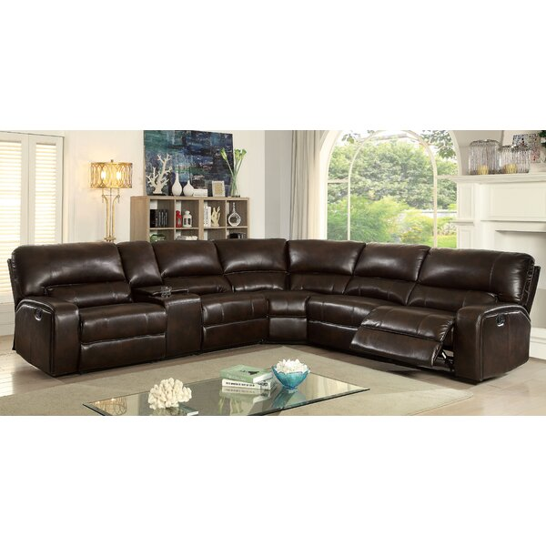 Best #1 Mendenhall Reclining Sectional By Red Barrel Studio Cheap