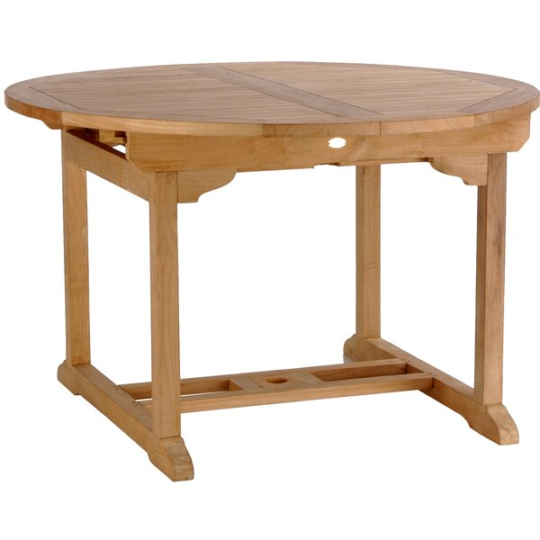 Elzas Teak Extendable Dining Table by Chic Teak