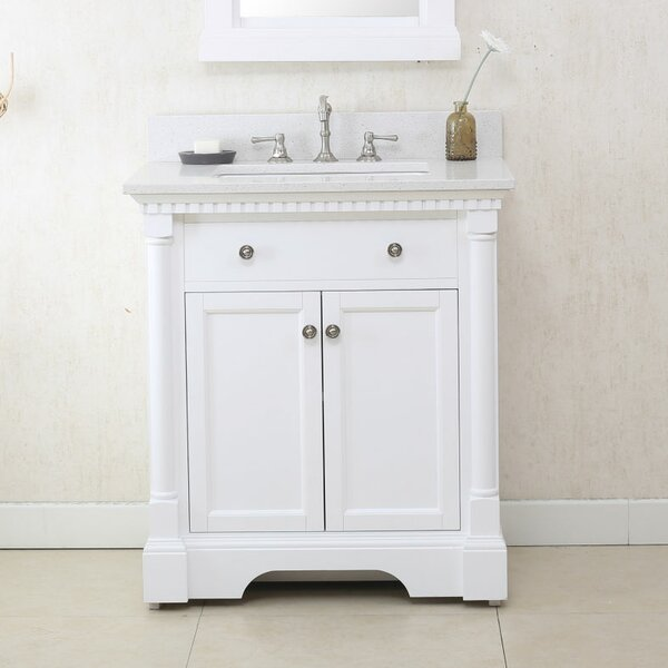 Almyra 30 Single Bathroom Vanity Set by Charlton Home