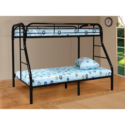 Wildon Home® Twin Over Full Bunk Bed