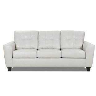 Madson Leather Sofa
