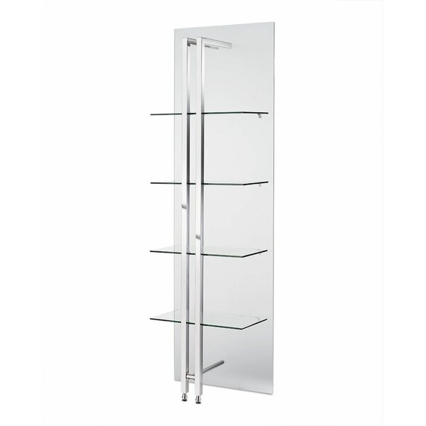 Review Ables Geometric Bookcase