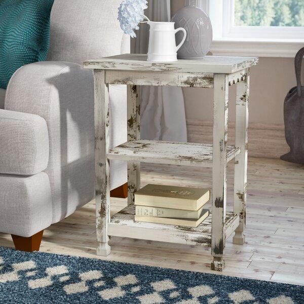 Mangum 2 Shelf End Table By Laurel Foundry Modern Farmhouse