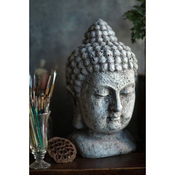 Vanna Buddha Bust by World Menagerie