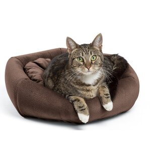 4-in-1 Kitty Pouch-Cuddler Ilan Cat Bed