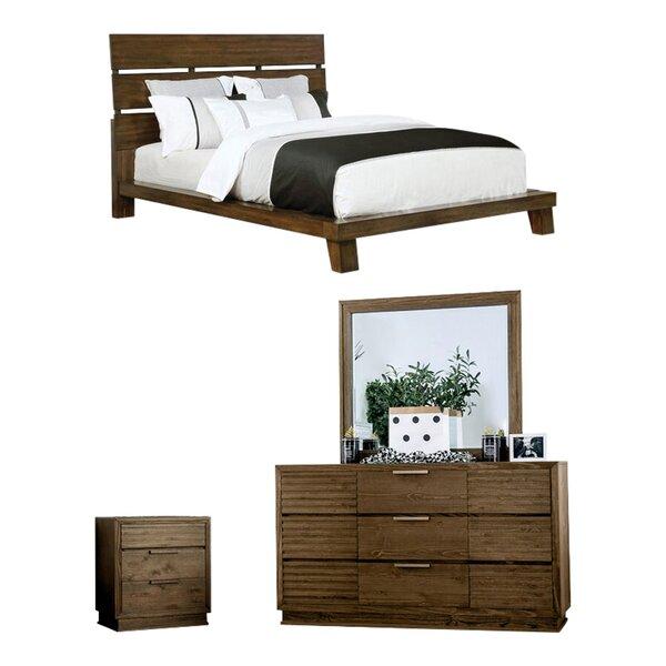 Larock Platform Configurable Bedroom Set by Millwood Pines