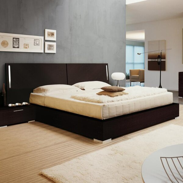 Enter Platform 2 Piece Bedroom Set by YumanMod