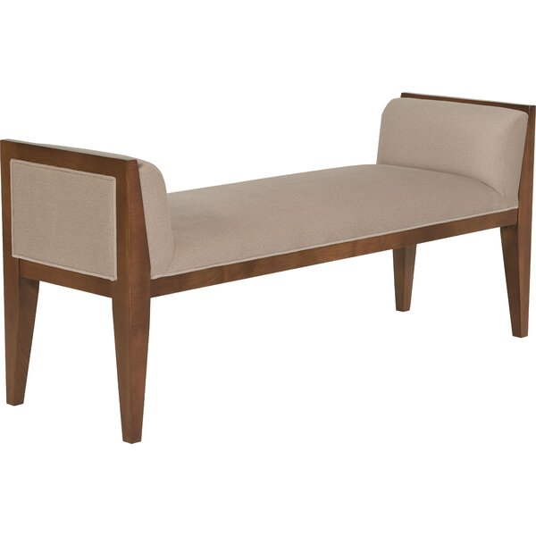 Inman Upholstered Bench by Fairfield Chair