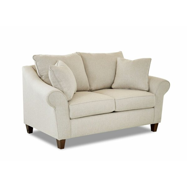 Litzy Loveseat by Wayfair Custom Upholstery™