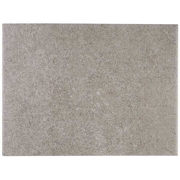 Freeport 9 x 12 Ceramic Field Tile in Gray by Itona Tile