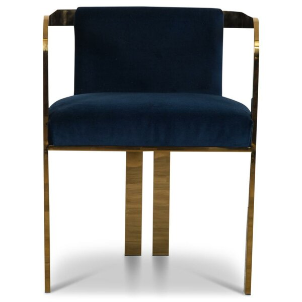 Kingpin Upholstered Dining Chair by ModShop
