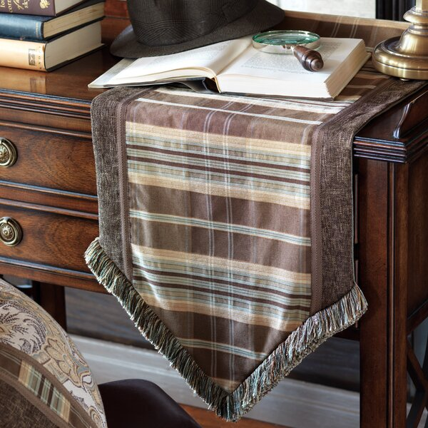 Powell Dalton Insert Table Runner by Eastern Accents