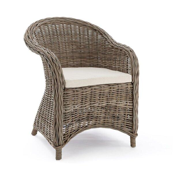 Arnett Patio Chair With Cushions By Laurel Foundry Modern Farmhouse
