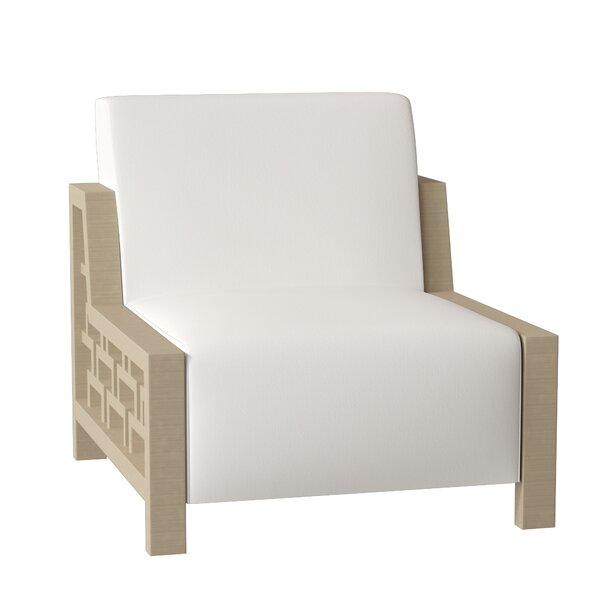 Ming Slipper Chair by Maria Yee