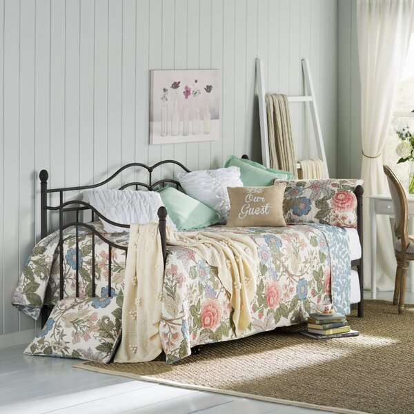 Daybed with Trundle by Andover Mills