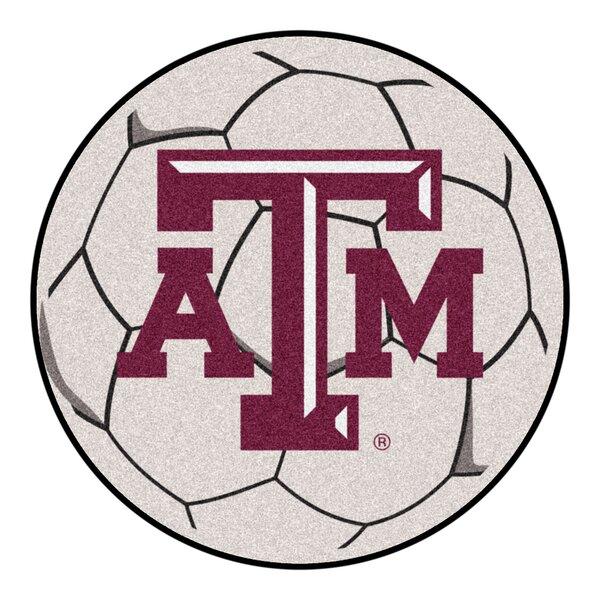 NCAA Texas A&M University Soccer Ball by FANMATS