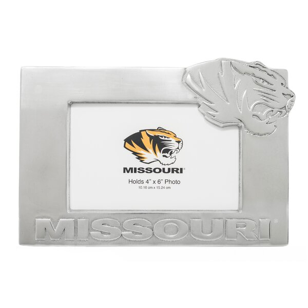 NCAA Missouri Picture Frame by Arthur Court Designs