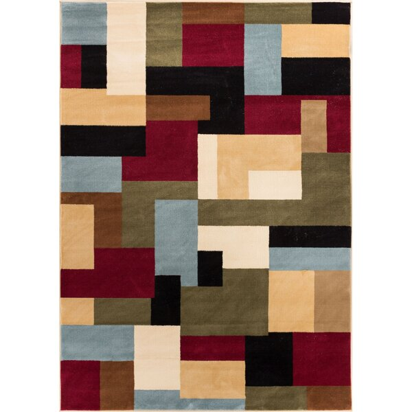 Barclay River Modern Area Rug by Infinity Home