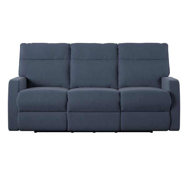 Vance Reclining Sofa by Wayfair Custom Upholstery™