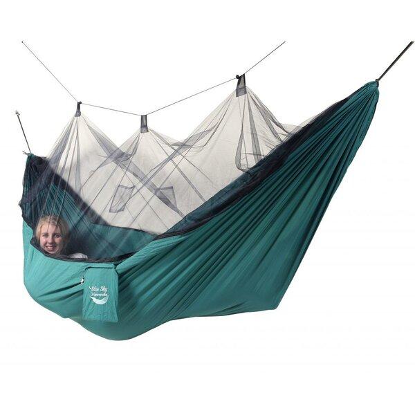 Mosquito Net Nylon Camping Hammock by Blue Sky Hammocks