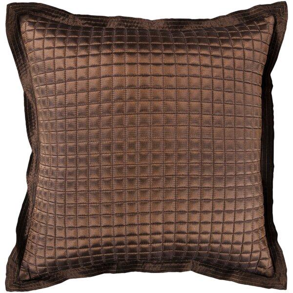 Crispin Tiles Throw Pillow by House of Hampton