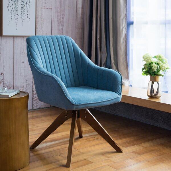 Brister Swivel Side Chair by Corrigan Studio Corrigan Studio