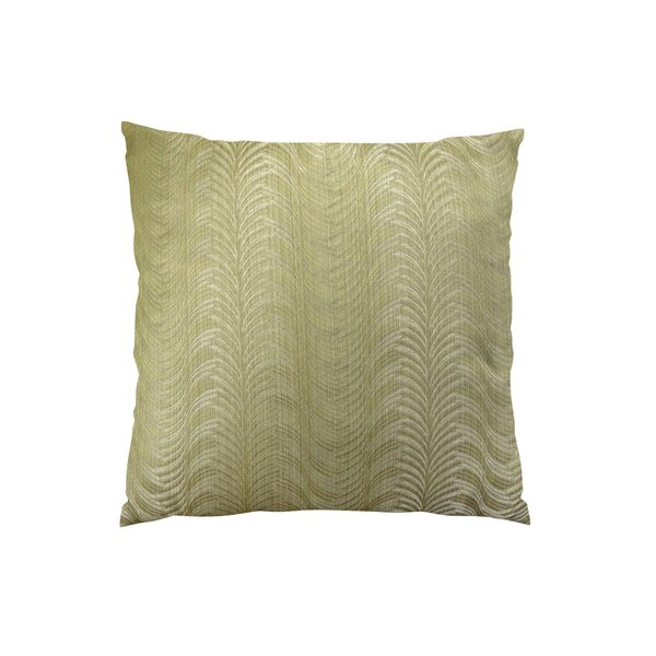 Delicate Throw Pillow by Plutus Brands