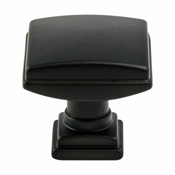 Tailored Traditional Square Knob by Berenson