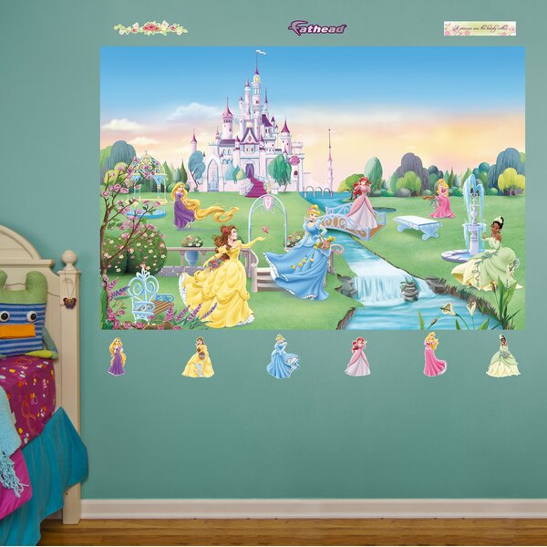 Disney Princess Wall Decal by Fathead