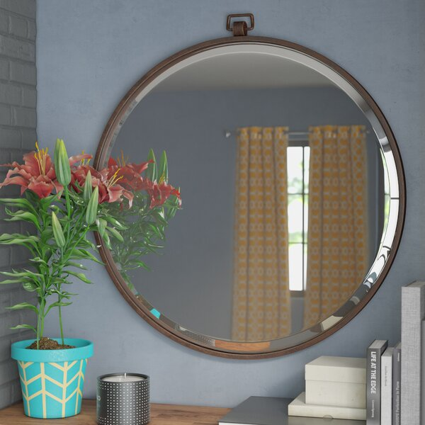 Minerva Accent Mirror by Langley Street
