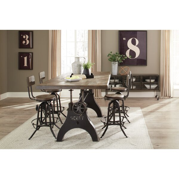 Kylie 5 Piece Dining Set by 17 Stories