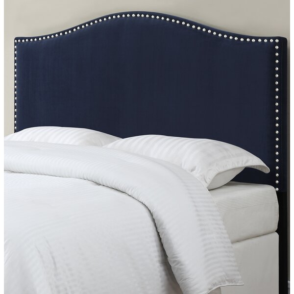 LaCrosse Upholstered Headboard by Charlton Home