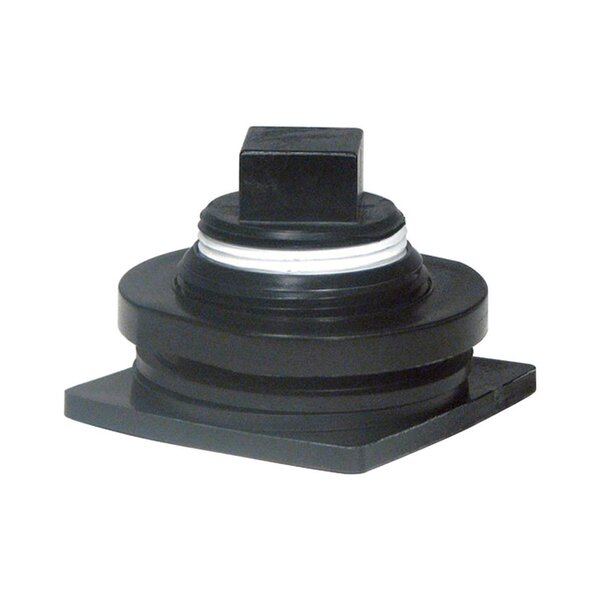 Stock Tank Drain Plug by Rubbermaid Commercial Products