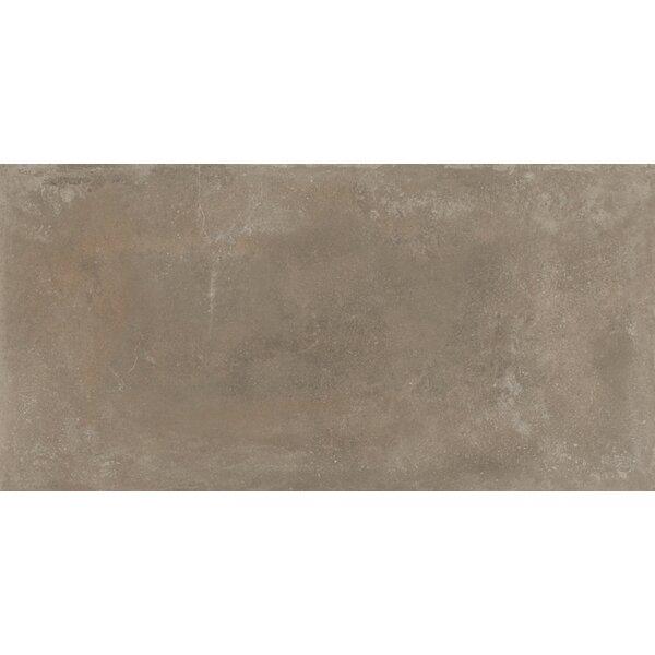 Basole 12 x 24 Ceramic Field Tile in Grigio by Interceramic
