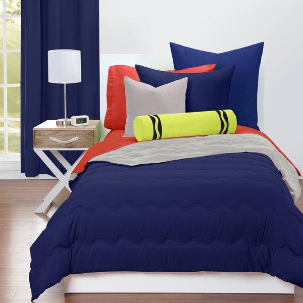 Granny Smith Apple Reversible Comforter Set by Crayola LLC