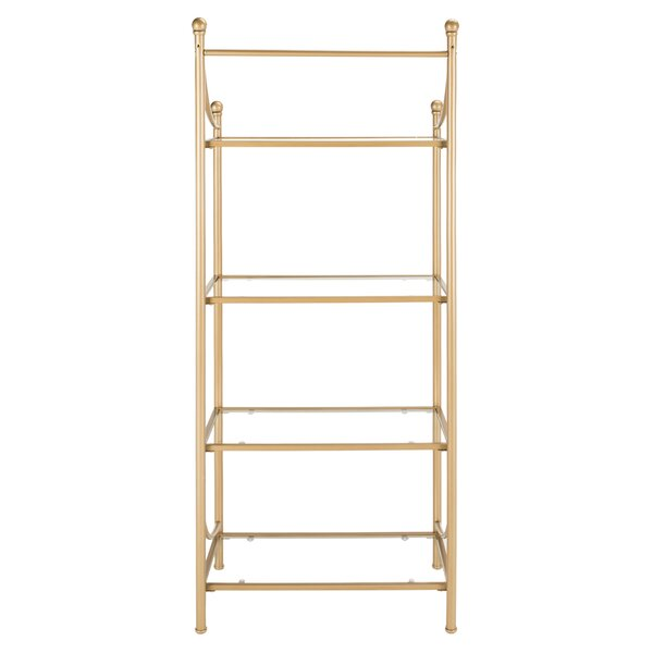 Diana Etagere Bookcase by Safavieh